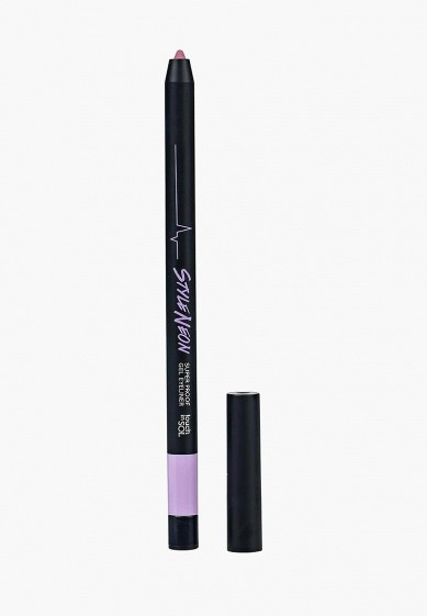Карандаш для глаз Touch in Sol Style Neon Super Proof Gel Liner, №1 Galactic Girl 0.5 г