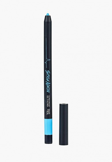 Карандаш для глаз Touch in Sol Style Neon Super Proof Gel Liner, №4 Astral Ice 0.5 г