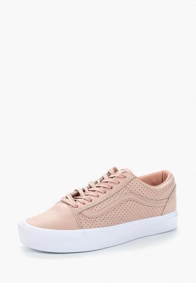 Купить Кеды Vans - цвет: розовый, Швейцария, VA984AUAJYM3