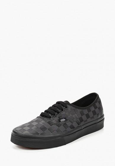 Купить Кеды Vans - цвет: черный, Вьетнам, VA984AUDHUA4