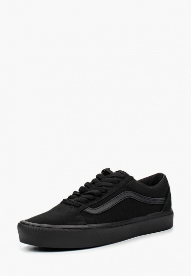 Кеды Vans U Old Skool Lite (Canvas) black/