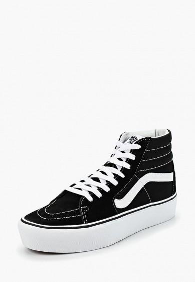 Купить Кеды Vans - цвет: черный, Камбоджа, VA984AWCAHP0