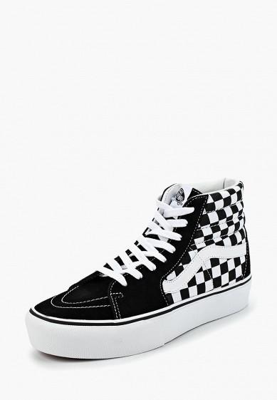 Купить Кеды Vans - цвет: черный, Вьетнам, VA984AWCAHP1