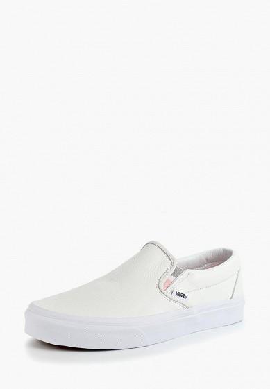 Купить Слипоны Vans - цвет: белый, Вьетнам, VA984AWCAHQ0