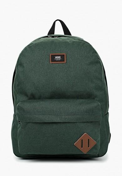 Купить Рюкзак Vans - цвет: зеленый, Вьетнам, VA984BMDGVV8