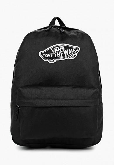 Купить Рюкзак Vans - цвет: черный, Камбоджа, VA984BWDGVW6