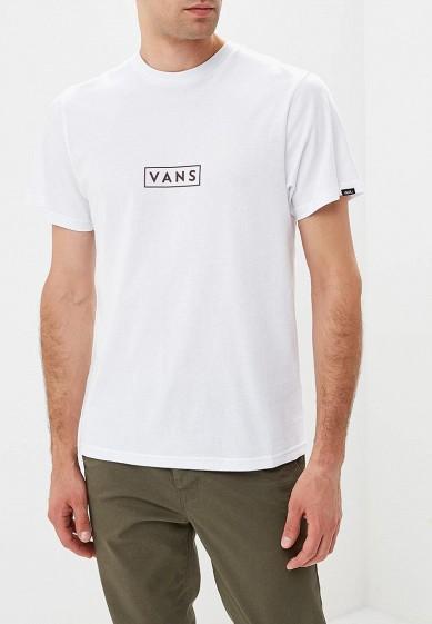 Купить Футболка Vans - цвет: белый, Грузия, VA984EMCAKF5
