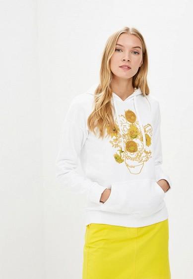 Купить Худи Vans - цвет: белый, Турция, VA984EWCAKZ2