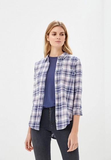 Купить Рубашка Vans - цвет: синий, Индия, VA984EWDFMB5