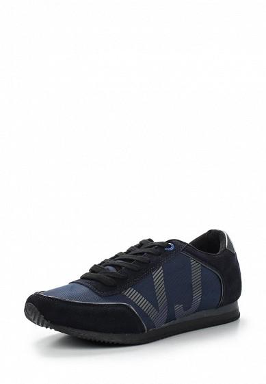 Кроссовки Versace Jeans - цвет: синий, Китай, VE006AMFNV80  - купить со скидкой