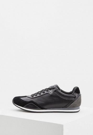 Купить Кроссовки Versace Jeans - цвет: черный, Китай, VE006AMZIE60