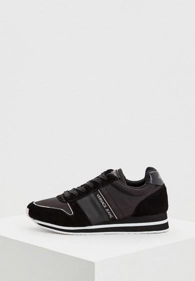 Купить Кроссовки Versace Jeans - цвет: черный, Китай, VE006AWBVAK4