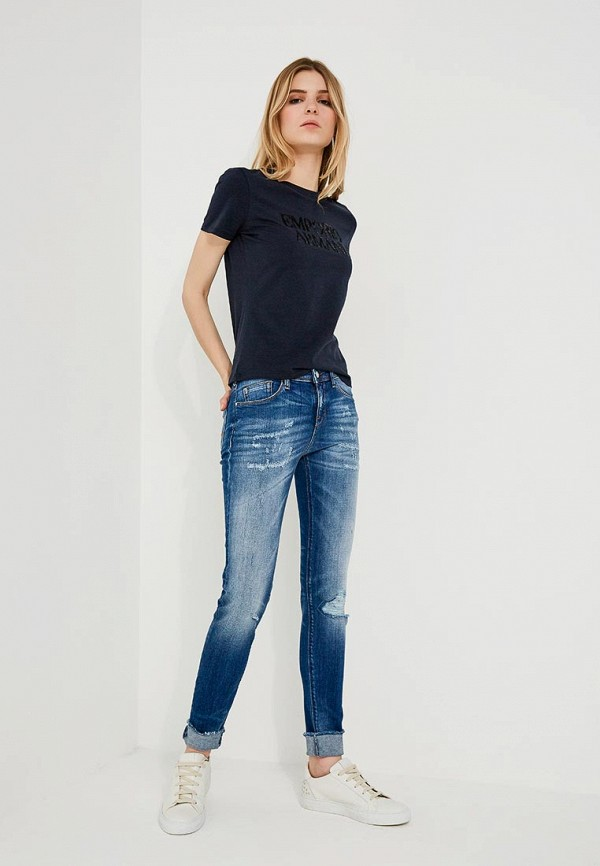 Джинсы Emporio Armani J28 MEDIUM SUPER SKINNY