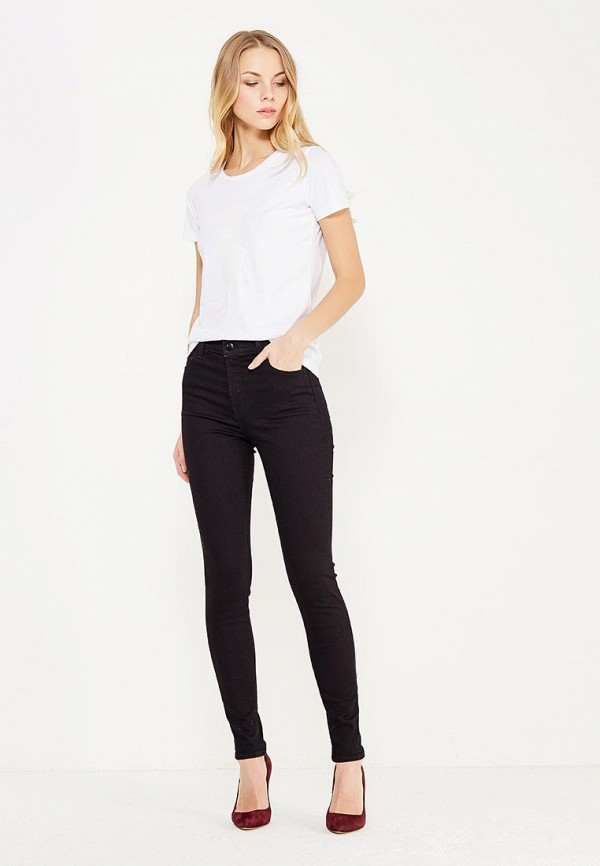 Джинсы J Brand MARIA HIGH RISE SKINNY PUSH UP