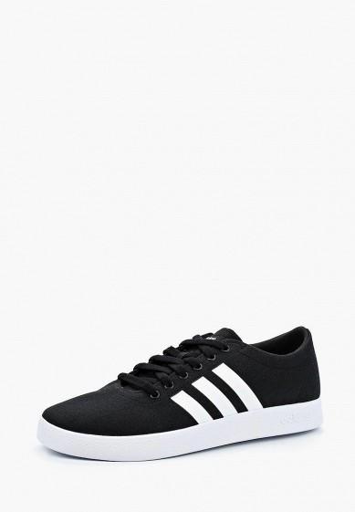 Купить Кеды adidas - цвет: черный, Индонезия, AD002AMALQX9