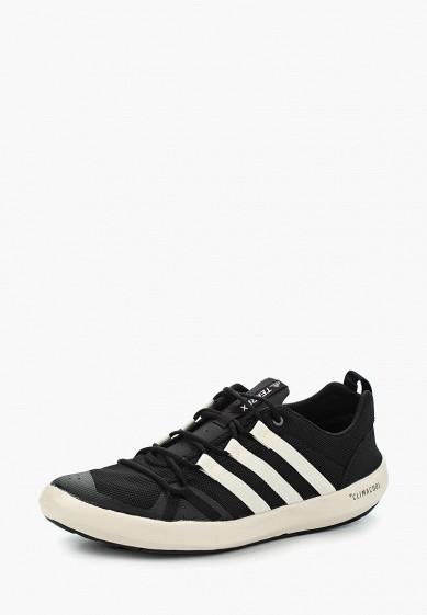 Купить Кеды adidas - цвет: черный, Индонезия, AD002AMALVM4