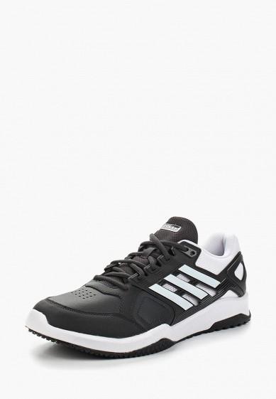 Купить Кроссовки adidas - цвет: черный, Индонезия, AD002AMALVN3