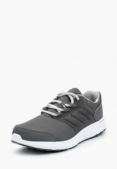 Кроссовки adidas - цвет: серый, Вьетнам, AD002AMALVR7  - купить со скидкой