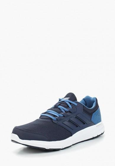 Купить Кроссовки adidas - цвет: синий, Вьетнам, AD002AMALVR8