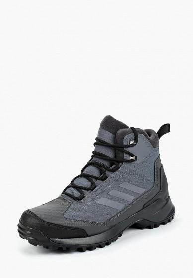 Купить Ботинки трекинговые adidas - цвет: серый, Китай, AD002AMCDIW4
