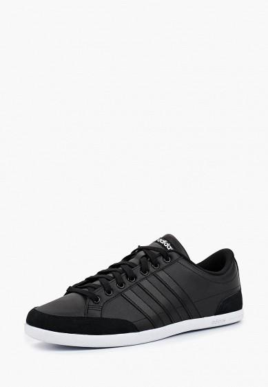 Купить Кеды adidas - цвет: черный, Индонезия, AD002AMCDJB3