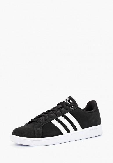 Купить Кеды adidas - цвет: черный, Индонезия, AD002AMCDJC2