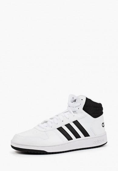 Купить Кеды adidas - цвет: белый, Индонезия, AD002AMCDJC3