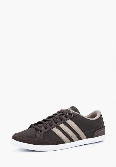 Купить Кеды adidas - цвет: коричневый, Индонезия, AD002AMCDJC6
