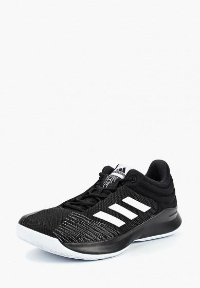 Купить Кроссовки adidas - цвет: черный, Вьетнам, AD002AMCDJE1