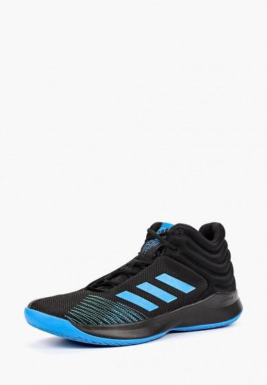 Купить Кроссовки adidas - цвет: черный, Вьетнам, AD002AMCDJH6