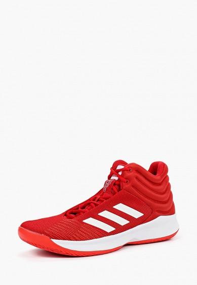 Купить Кроссовки adidas - цвет: красный, Вьетнам, AD002AMCDJH7