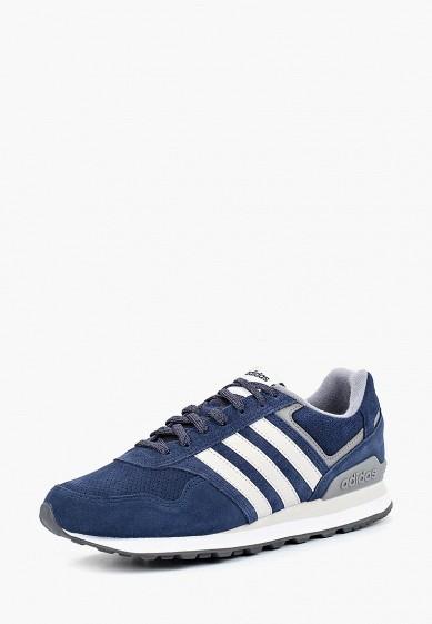Купить Кроссовки adidas - цвет: синий, Китай, AD002AMCDJM1