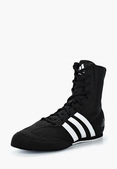 Купить Боксерки adidas Combat - цвет: черный, Китай, AD002AUTZO30