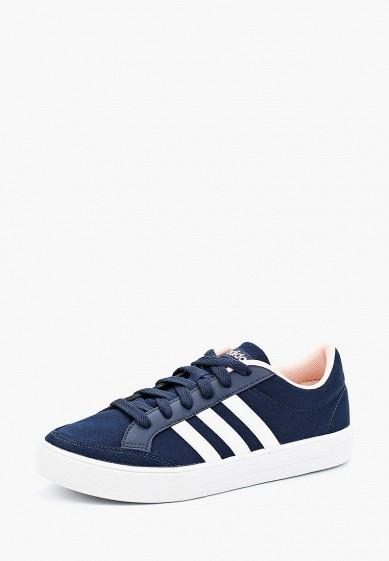 Купить Кеды adidas - цвет: синий, Вьетнам, AD002AWALQY4