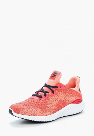 Купить Кроссовки adidas - цвет: коралловый, Индонезия, AD002AWALVZ8