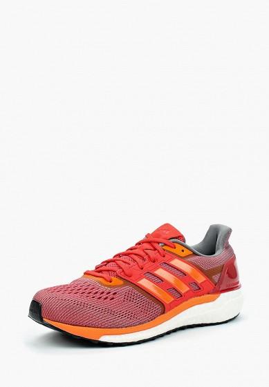 Купить Кроссовки adidas - цвет: красный, Индонезия, AD002AWALWB6