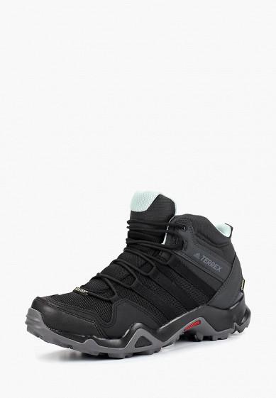 Купить Ботинки трекинговые adidas - цвет: черный, Вьетнам, AD002AWCDKB4