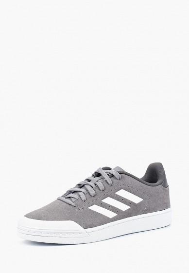 Купить Кеды adidas - цвет: серый, Индонезия, AD002AWCDKE0