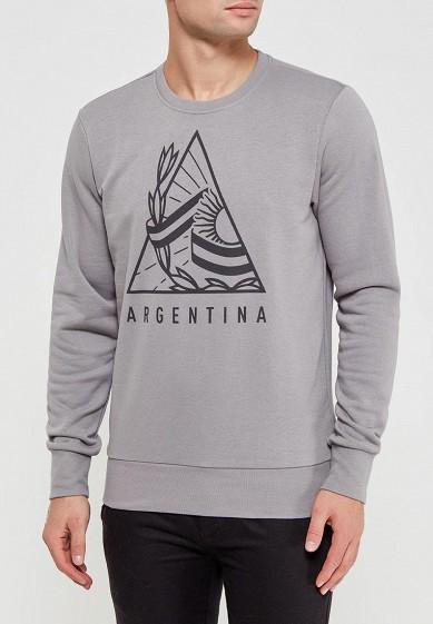 Купить Свитшот adidas - цвет: серый, Китай, AD002EMALTD7