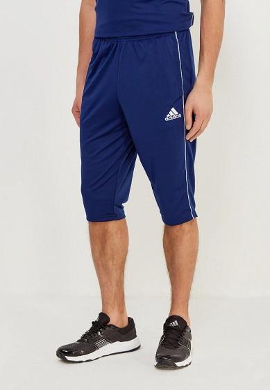 Купить Шорты спортивные adidas - цвет: синий, Камбоджа, AD002EMAMAS5