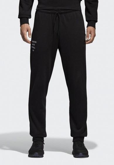 Купить Брюки спортивные adidas - цвет: черный, Китай, AD002EMAMAU9