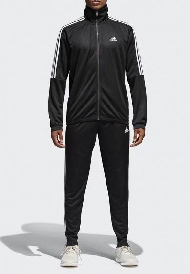 Купить Костюм спортивный adidas - цвет: черный, Камбоджа, AD002EMAMAZ5