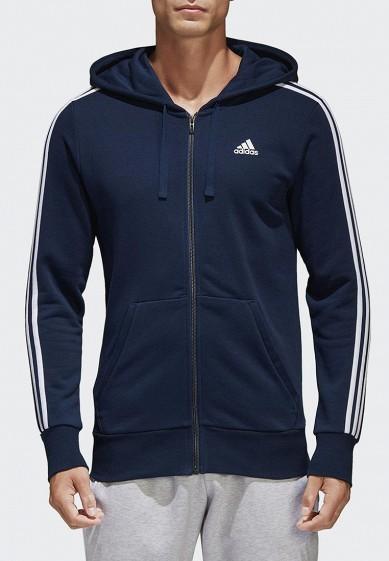 Толстовка adidas - цвет: синий, Китай, AD002EMAMBH5  - купить со скидкой