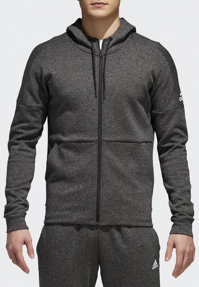 Купить Толстовка adidas - цвет: серый, Китай, AD002EMAMBI1