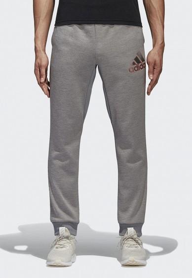 Купить Брюки спортивные adidas - цвет: серый, Камбоджа, AD002EMCDFW9