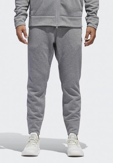 Купить Брюки спортивные adidas - цвет: серый, Китай, AD002EMCDGE9