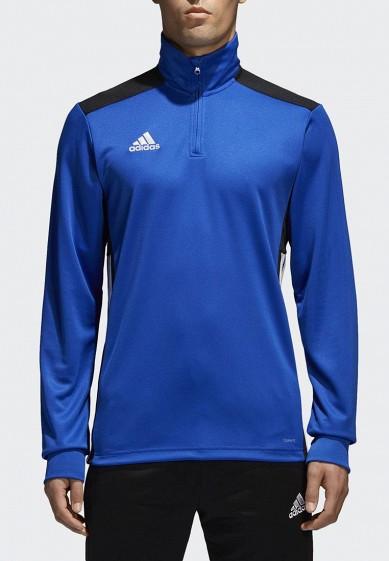 Купить Олимпийка adidas - цвет: синий, Филиппины, AD002EMCDGR7