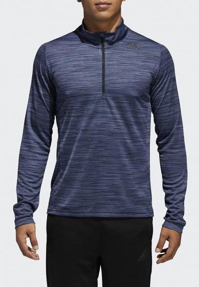 Купить Толстовка adidas - цвет: синий, Камбоджа, AD002EMCDGV7