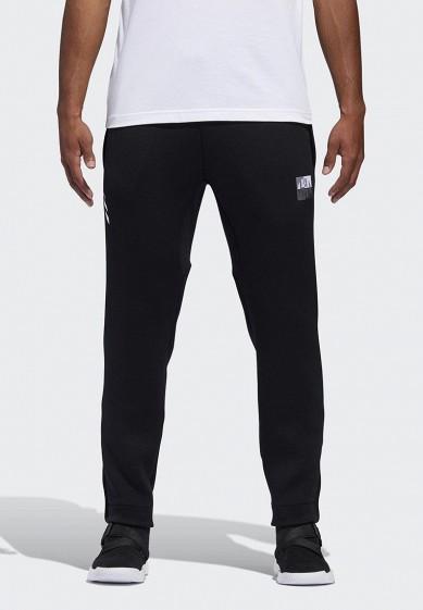 Купить Брюки спортивные adidas - цвет: черный, Китай, AD002EMCDGX5