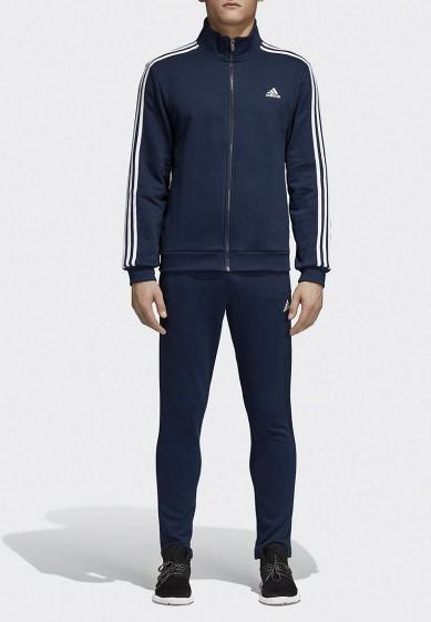Купить Костюм спортивный adidas - цвет: синий, Индонезия, AD002EMCDHC0